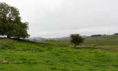 Lowtown Cottage - with vast open views across Hadrian's wall country