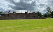 Dryburgh Steadings - external and grounds