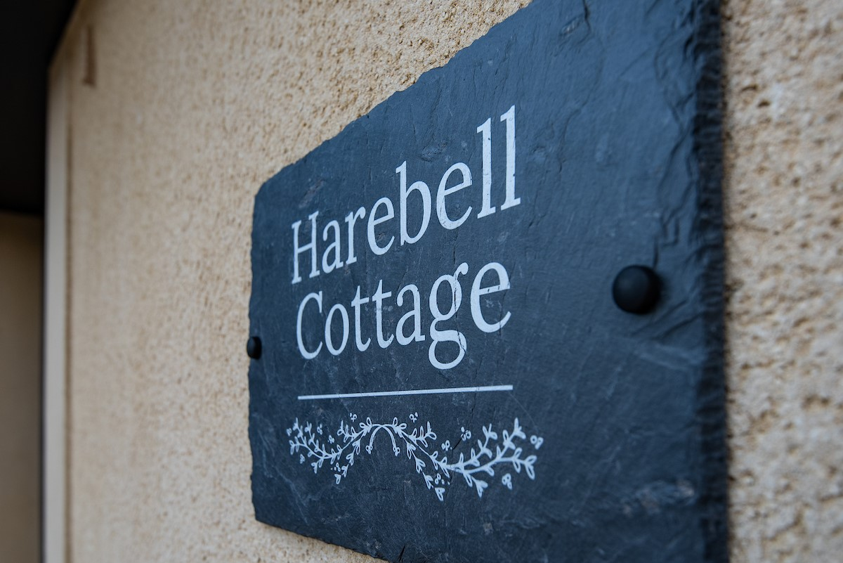 Harebell Cottage - house name