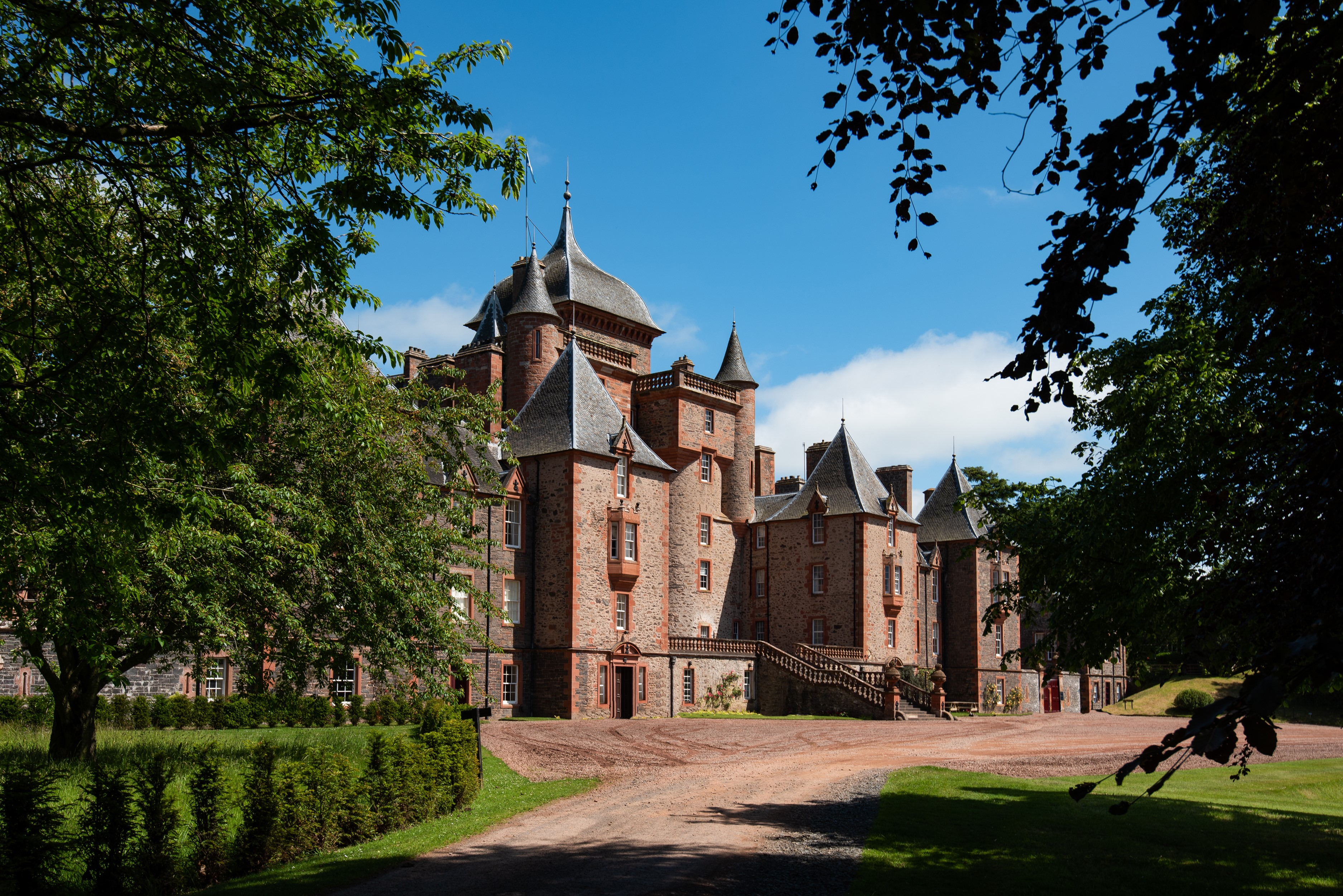 South Wing, Thirlestane Castle