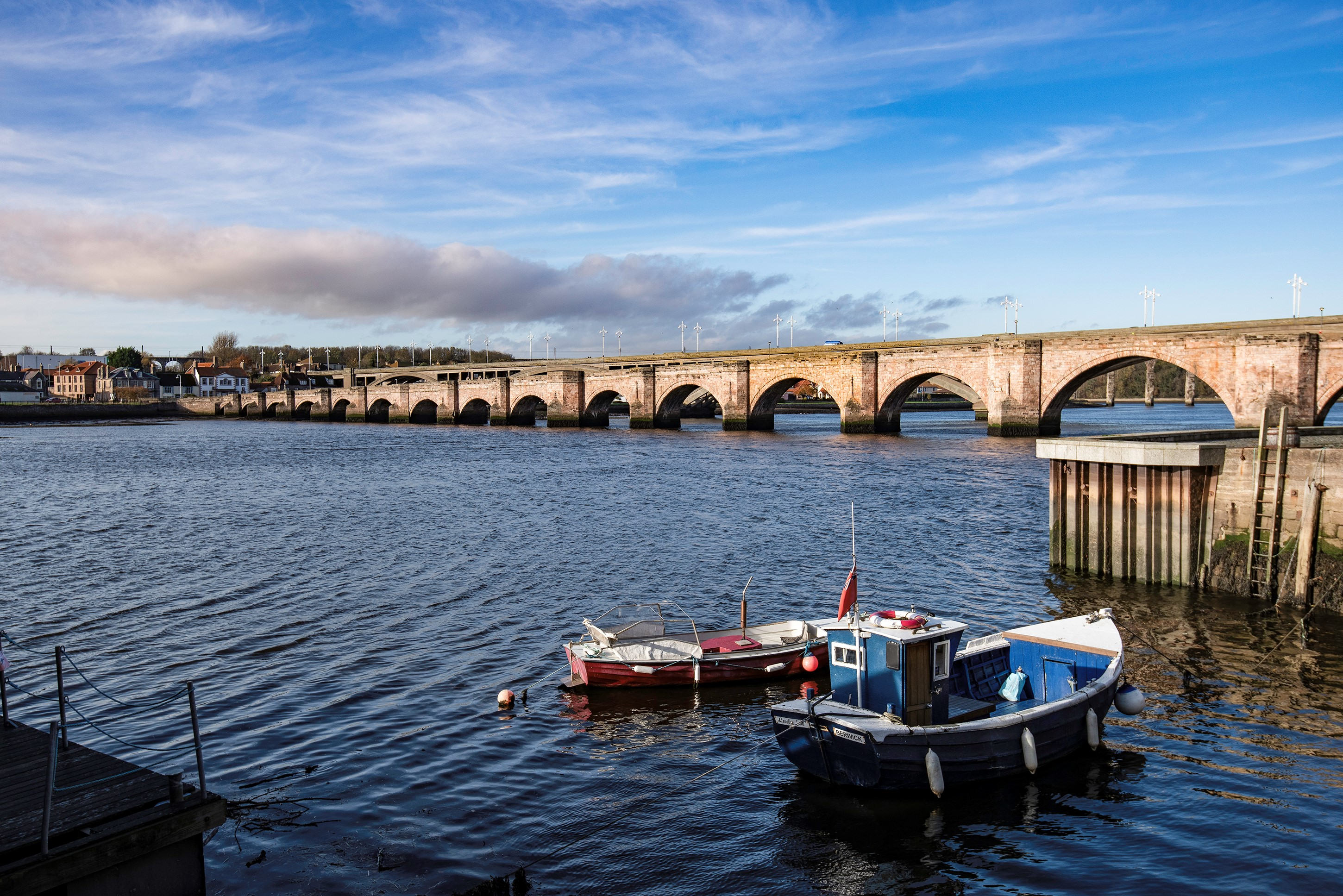 Berwick upon Tweed