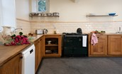 Mossfennan House - kitchen