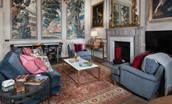 The Earl & Countess - sitting room