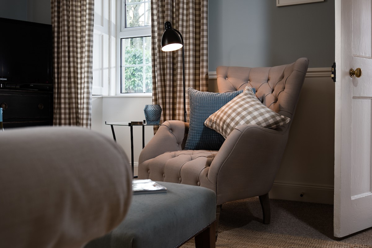 West Lodge - armchair