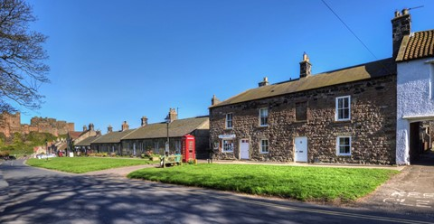 Holiday Cottages in Bamburgh & Seahouses | Crabtree & Crabtree