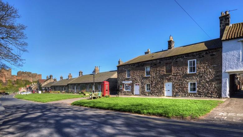 Kingfisher Holiday Cottage, Bamburgh, Northumberland