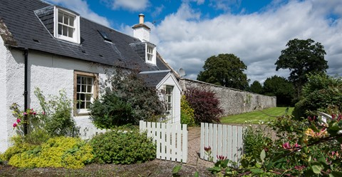 Garden Cottage, Teviot Bank