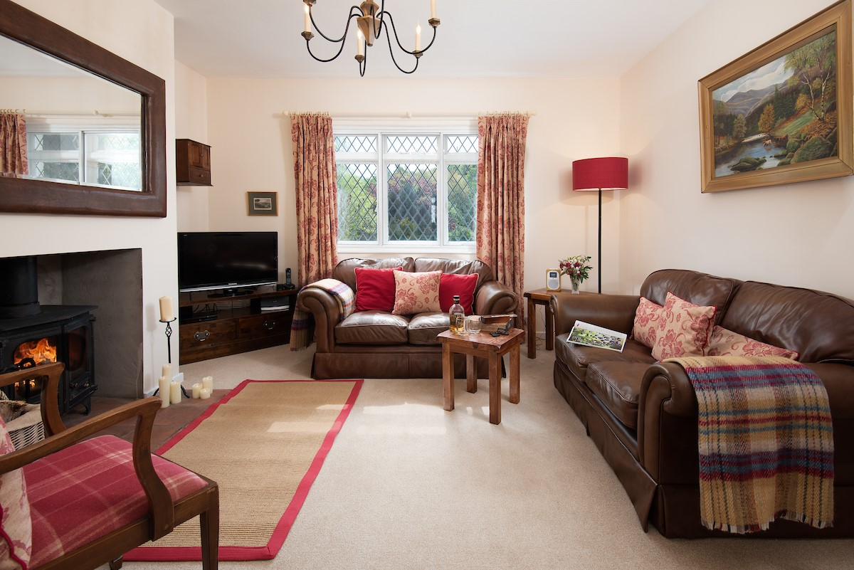 Kilham Cottage - sitting room area
