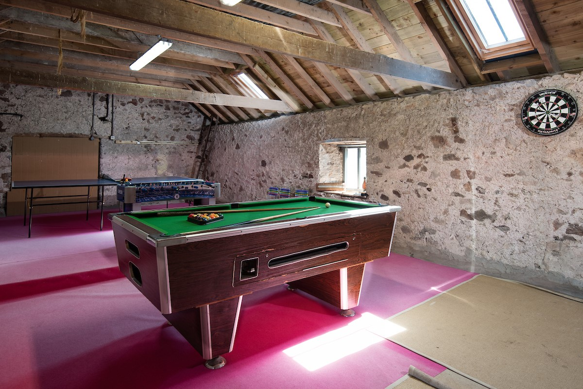 Reedsford - games room