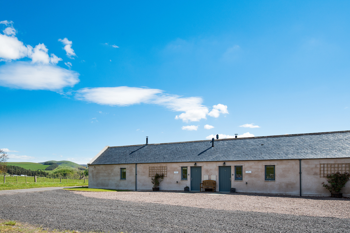 The Byre at Reedsford Holiday Cottage, Wooler | Crabtree & Crabtree