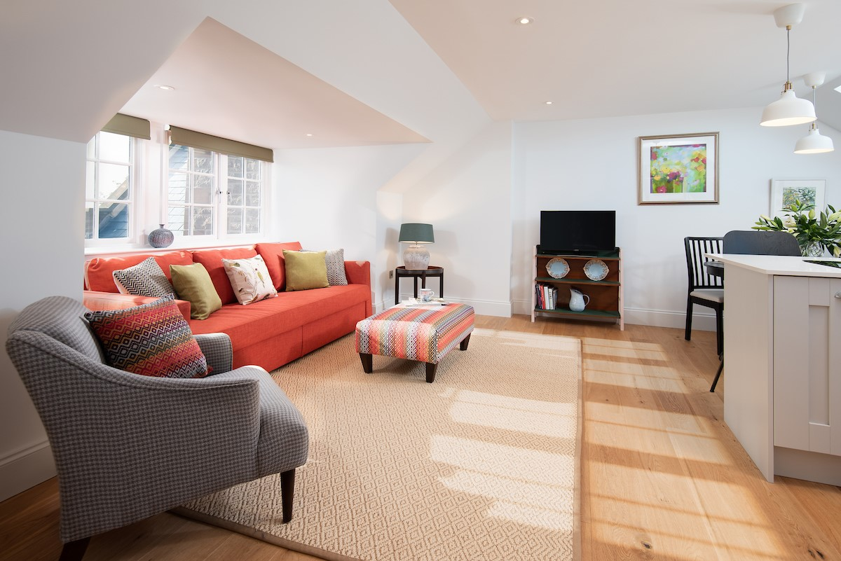 Little Archer - Open plan sitting room