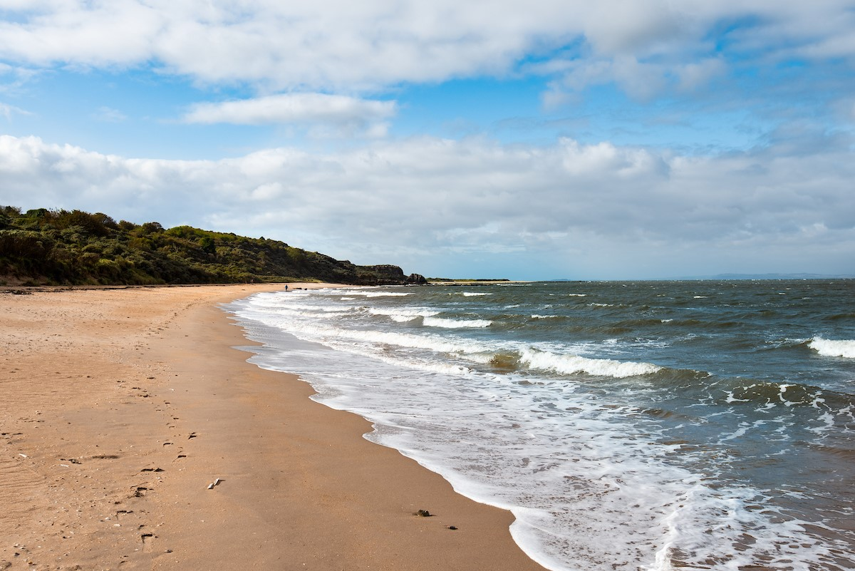 Gullane Bents beach