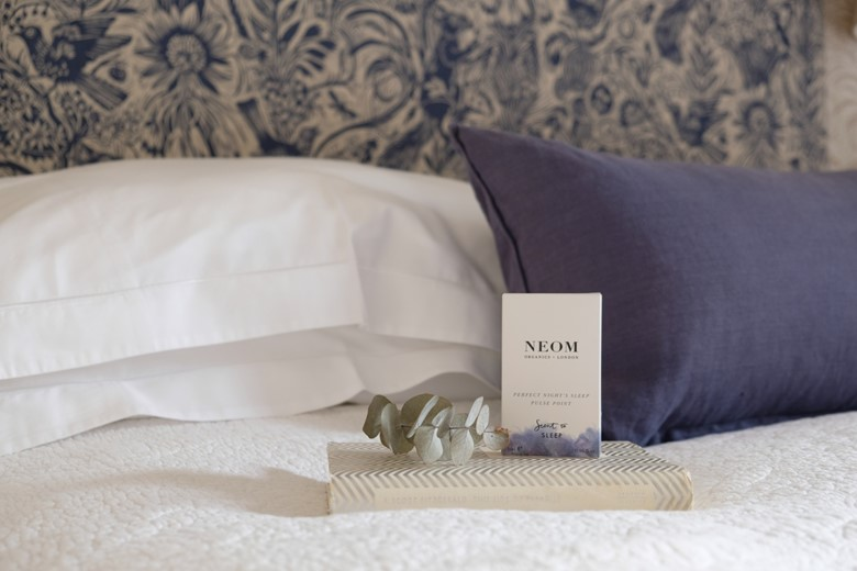 Enjoy a Neom Organics Wellbeing Experience this November