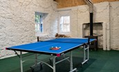 The Grieve's House - games room