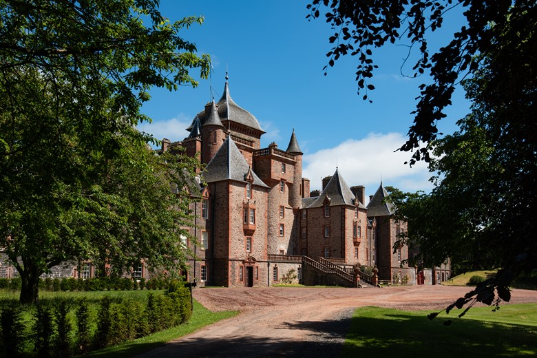 Castles, towers & stately homes
