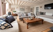 The Coach House - living area
