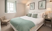 The Coach House - bedroom two
