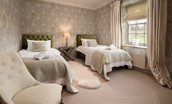 Broadgate House - bedroom four