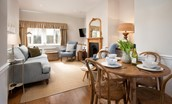 Tweedside - open plan living