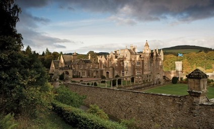 Enjoy the spectacular Borders views which inspired Sir Walter Scott's greatest works.