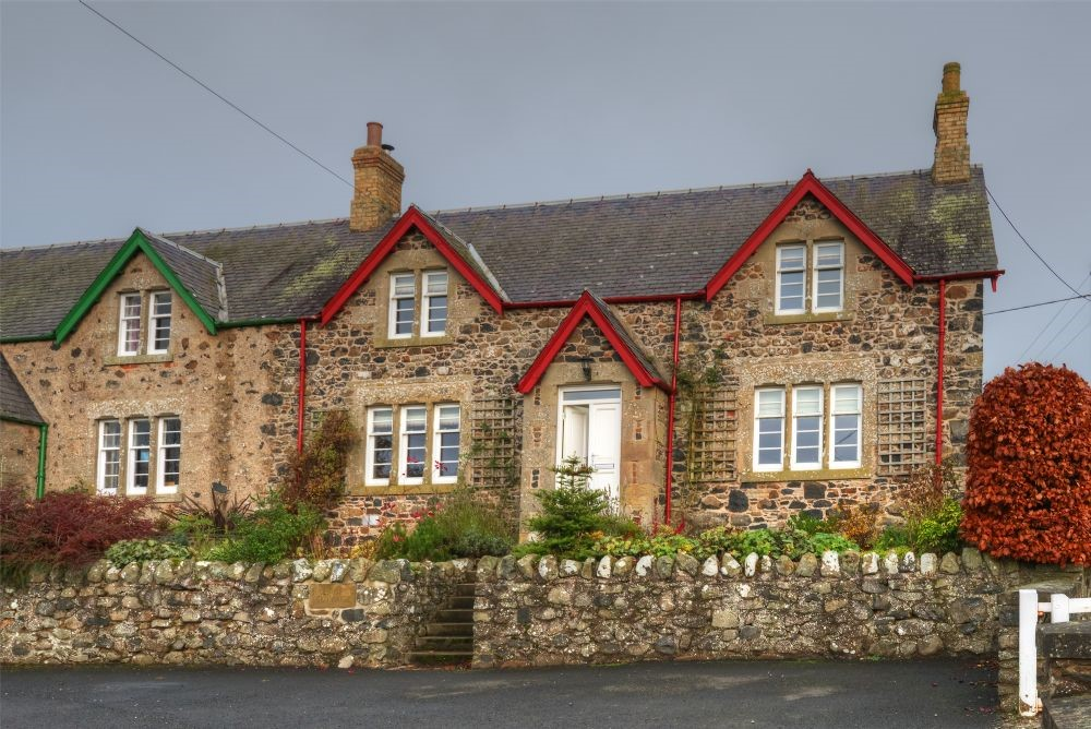 Balmoral Cottage - front aspect