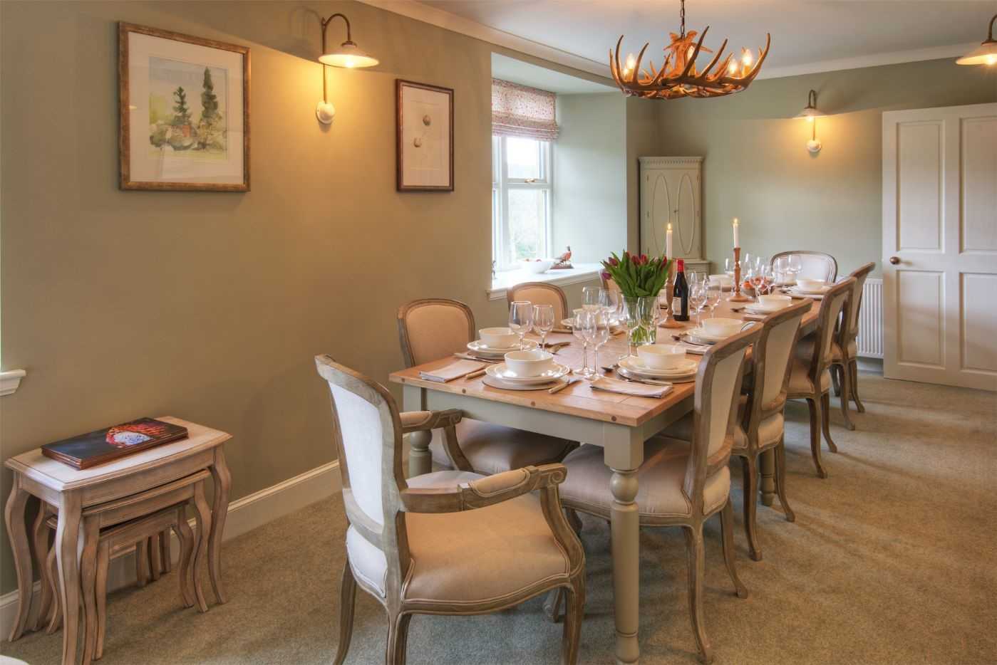 Bramley Cottage - dining room