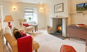 Bramley Cottage - sitting room