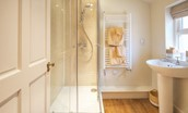 Bramley Cottage - shower room