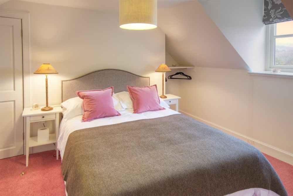 Bramley Cottage - bedroom four