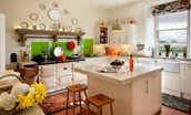 Brunton House - kitchen