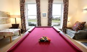 Brunton House - games room