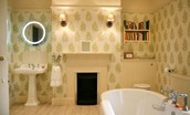 Brunton House - bathroom three