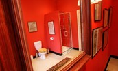 Brunton House - downstairs bathroom