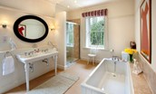 Brunton House - bathroom one