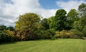 Brunton House - gardens