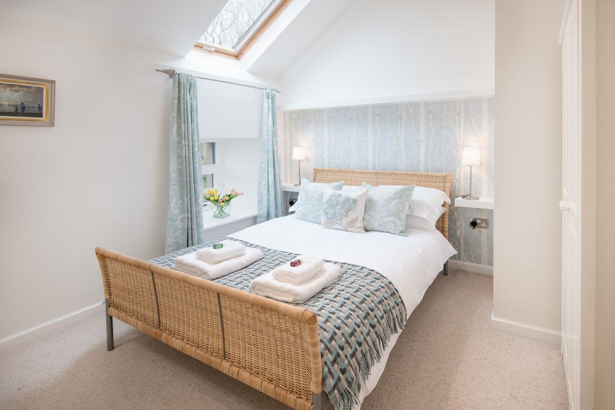Budle Bay Loft - bedroom two