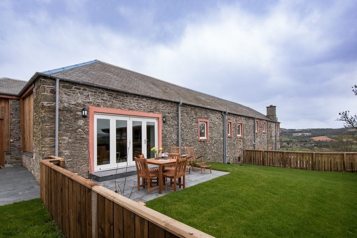Byre - outside space