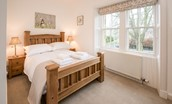 Chestnut Cottage - bedroom one