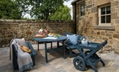 Coach House - outside seating area