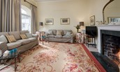 Coachman's Cottage - sitting room