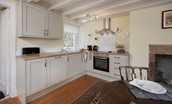 Coachman's Cottage - kitchen