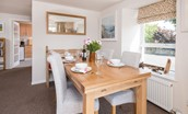 Coldstream Coach House - dining area