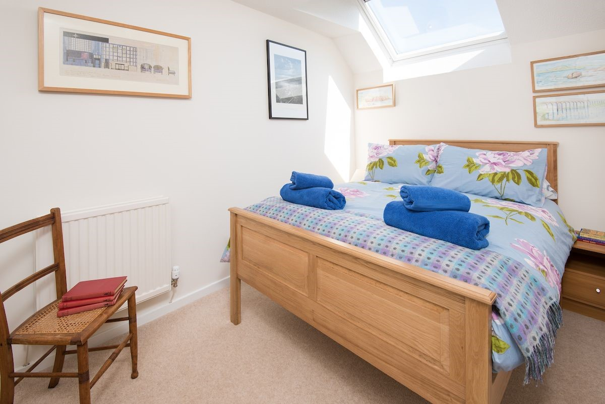 Coldstream Coach House - bedroom one