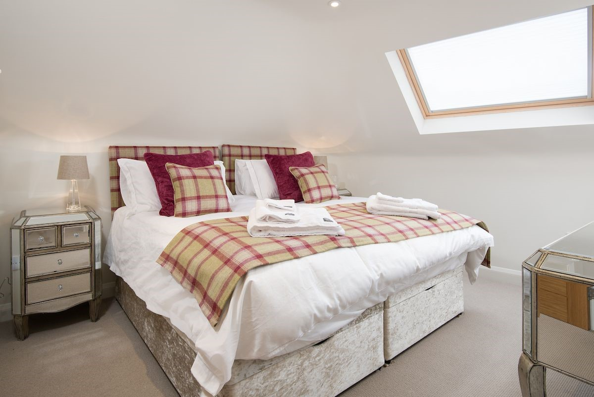Coledale Stables - bedroom four