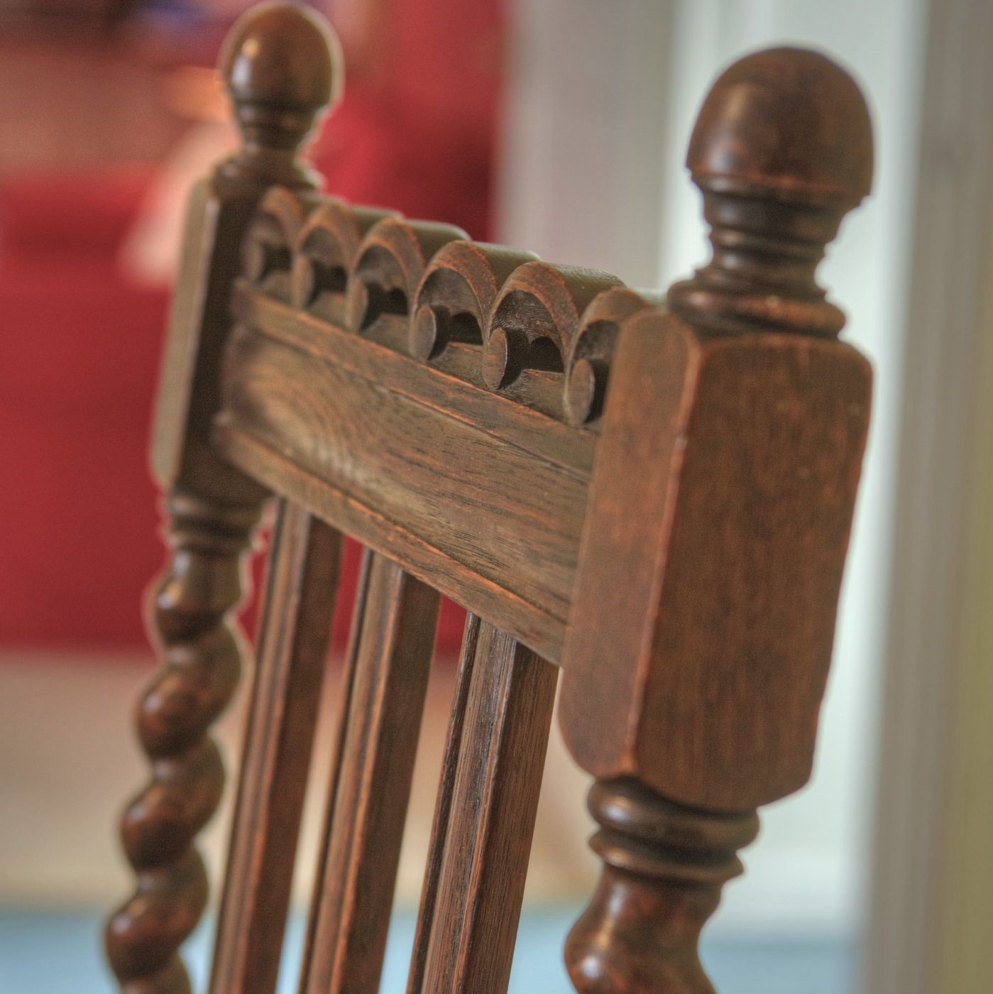 Earsdon House - dining chair