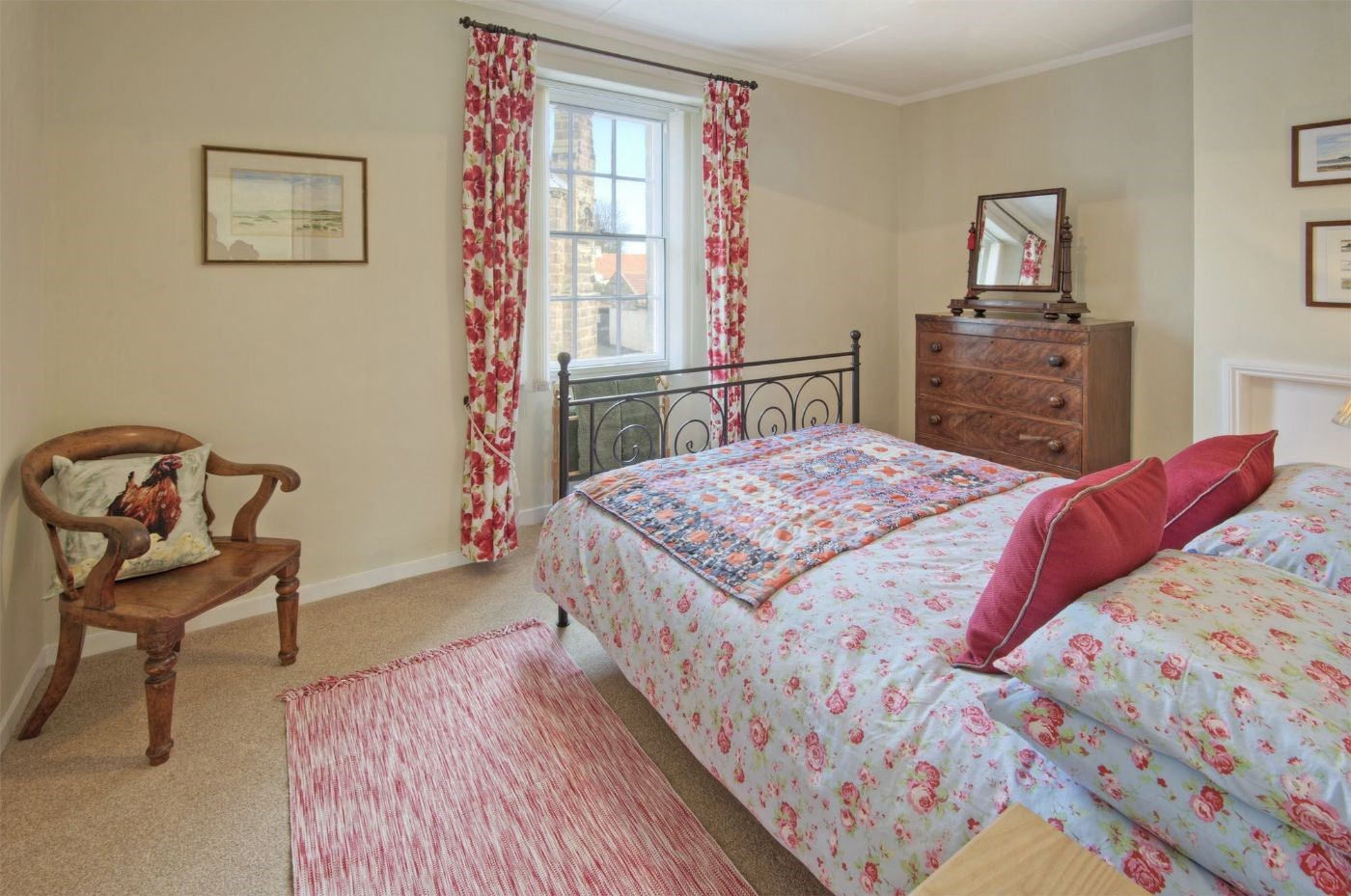 Earsdon House - bedroom two