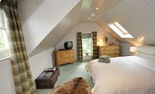 Ellemford Estate - bedroom eight in annexe