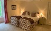 Mossfennan House & Annexe - bedroom five