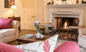 Fernie - drawing room fireside