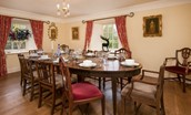 Fernie - dining room